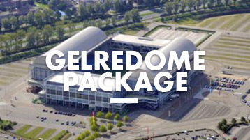 Gelredome Package