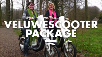 Veluwescooter Package