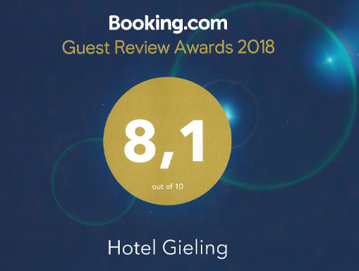 Guest Review Award 2018!